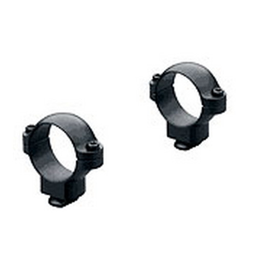 Leupold Leupold Dual Dovetail 30mm Rings Super High Matte Black 52234
