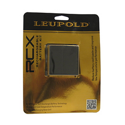Leupold Leupold RCX Rechargeable Battery Kit 112205