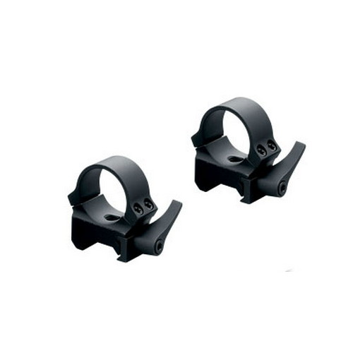 Leupold Quick Release Weaver-Style 30mm Rings Medium Matte Black