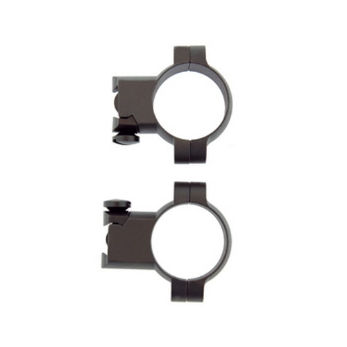 Leupold Leupold Ruger M77 Ring Mounts 30mm Super High Matte Black 51043