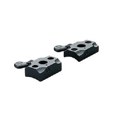 Leupold Leupold Quick Release Two Piece Base Sako, Gloss Black 53064