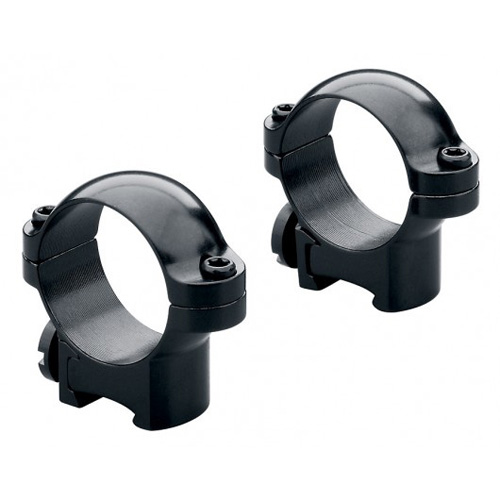 Leupold Leupold Rimfire Ring Mounts 11mm, Medium, Black 54231