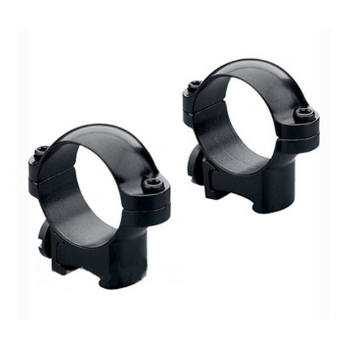 Leupold Leupold Rimfire Ring Mounts 11mm, High Black 54234