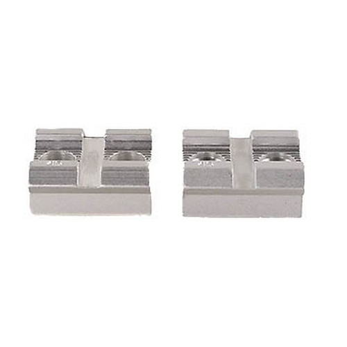 Leupold Rifleman Bases  CVA &Traditions Pursuit (2pc), Silver Finish