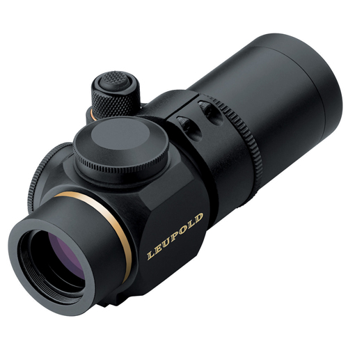 Leupold Leupold Prismatic Scopes 1x14, Hunter, Matte, Illuminated, Circle Plex 63885