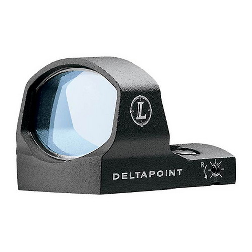 Leupold DeltaPoint Reflex Sight (Cross Slot Mount Only) Matte 3.5 MOA Dot