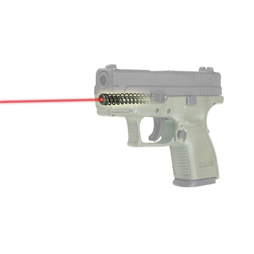 LaserMax Springfield XD Laser Sight 9mm/.40, (3
