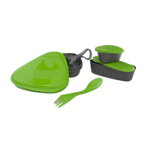 Light My Fire Light My Fire Lunch Kit Green S-LK-GREEN