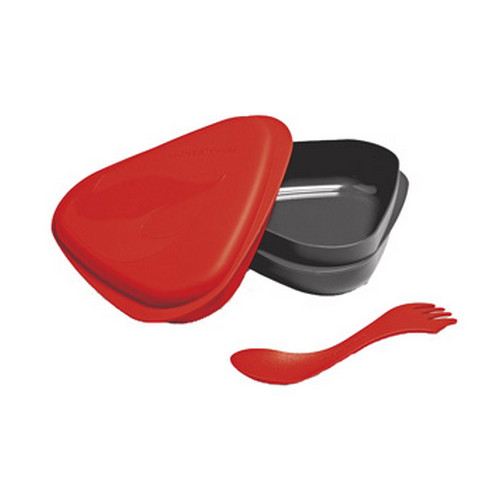 Light My Fire Light My Fire LunchBox Red S-MK3PC-T-RED