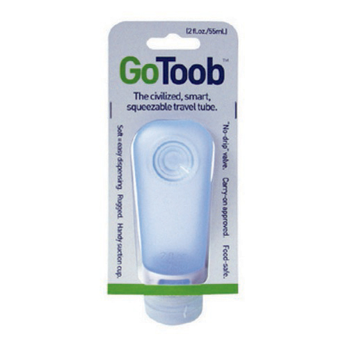 Humangear GoToob Medium, 2 oz, Sky Blue