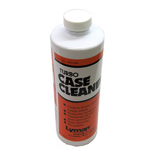 Lyman Lyman Turbo Case Cleaner 16 oz 7631340