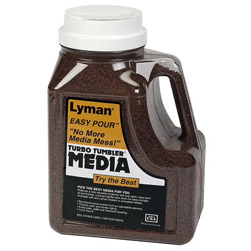 Lyman Easy Pour Media Tufnut 7 lb