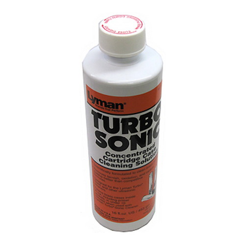 Lyman Lyman Turbo Sonic Cleaning Solution Case, 16 oz. 7631705