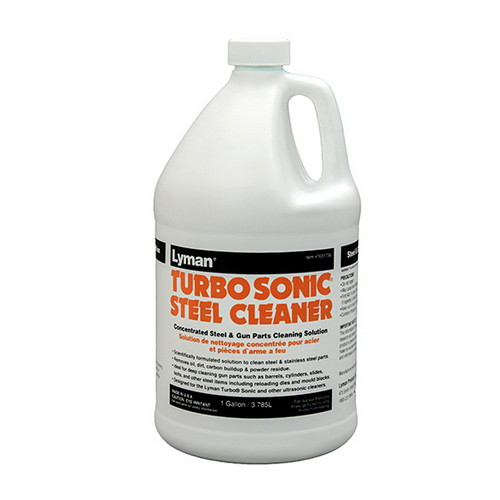 Lyman Lyman TurboSonic Gun Parts Cleaning Concentrate (1 Gal) 7631736