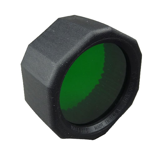 Maglite Maglite NVG Lens Green with Holder C or D Cell 108-000-612