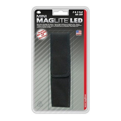 Maglite Holster AA, Nylon Full Flap