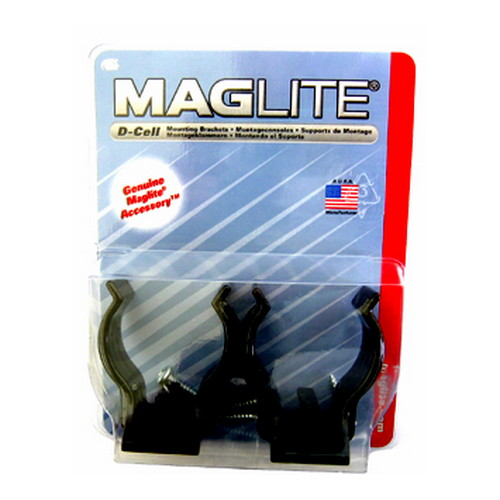 Maglite Maglite Universal Mounting Brackets (D cell) ASXD026