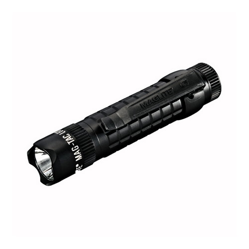 Maglite Maglite Mag-Tac Light Matte Black, Blister Pack, Scalloped Head SG2LRA6
