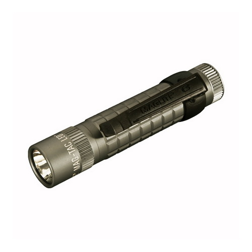 Maglite Maglite Mag-Tac Light Urban Grey, Blister Pack, Non-Scalloped Head SG2LRG6
