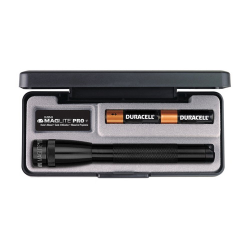 Maglite Mini Mag LED Pro + Black, Presentation Box