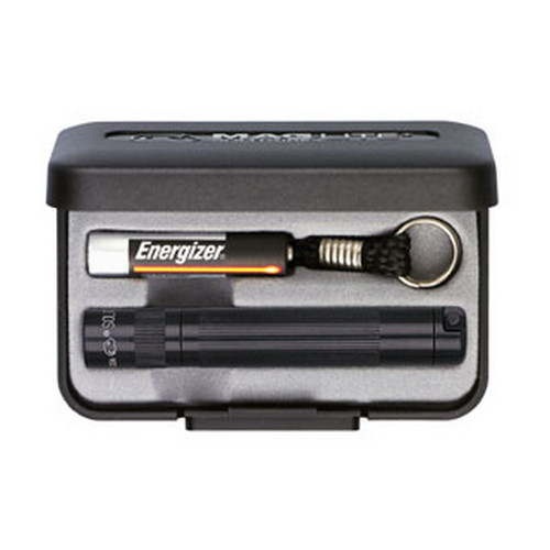Maglite Maglite Solitaire Flashlight AAA in Presentation Box (Black) K3A012
