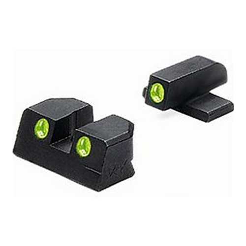 Mako Group Sig Sauer Tru-Dot Sights P238, Fixed Set
