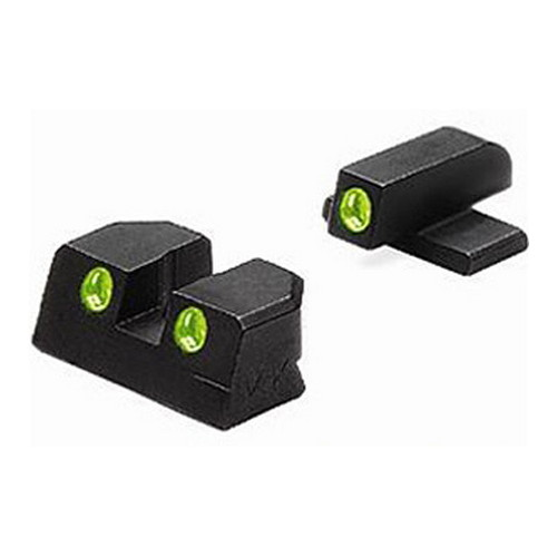 Mako Group Mako Group Bersa Tru-Dot Sights Thunder 380 ACP, Fixed Set ML10242