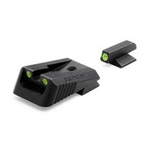 Mako Group Kimber - Tru-Dot Sights Tactical Wedge CustComp Ultra Fixed