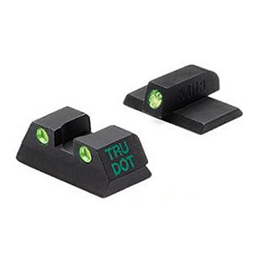 Mako Group Mako Group Kahr Tru-Dot Sights P-380 Fixed Set ML15139