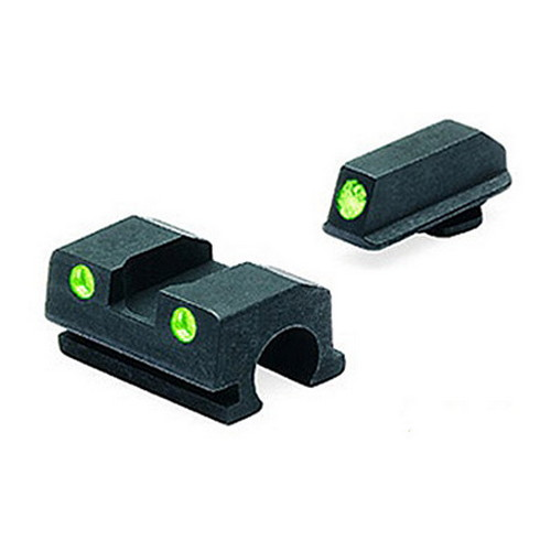 Mako Group Walther Tru-Dot Sights P-99 9,40,45ACP Full Size Fixed Set