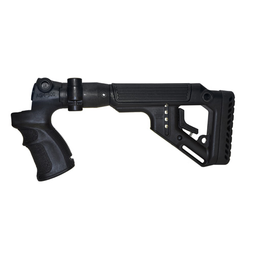 Mako Group Tactical Folding Stock for Mossberg 500