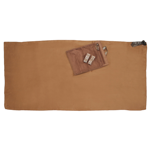 McNett McNett OutGo Microfiber Towel, Medium Coyote 44030