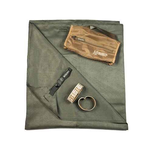 McNett OutGo Microfiber Towel, X-Large OD Green