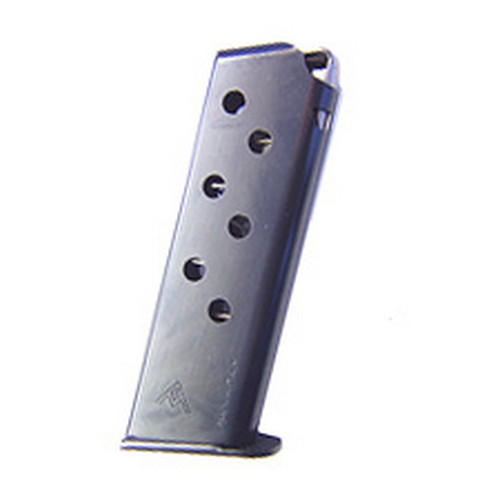 Mecgar Walther PPK 32 Magazine 7 Round, Flat Butt Plate, Blue