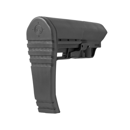 Mission First Tactical Battlelink Minimalist Stock MilSpec Black BMSMIL