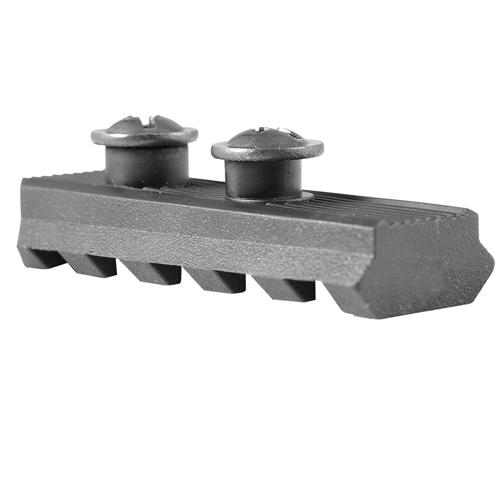 Mission First Tactical E-VolV Picatinny Rail for Standard / Thickened Heat Shield, Black