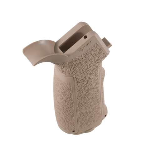 Mission First Tactical Engage AR15/M16 Pistl Grip + Block Storage Flat Dark Earth