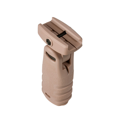 Mission First Tactical React Folding Grip FDE