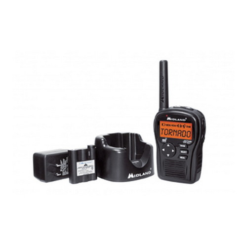 Midland Radios SAME WX Civil Handheld Rechargeable