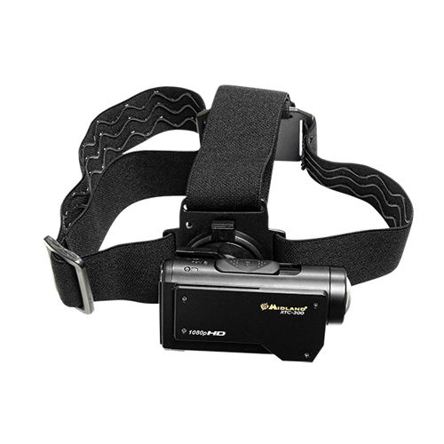 Midland Radios Midland Radios Action Cam Mount Head Band XTA114