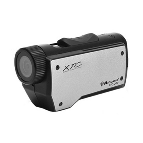 Midland Radios 720P HD Action Cam w/1 Mount, USB AC Charger