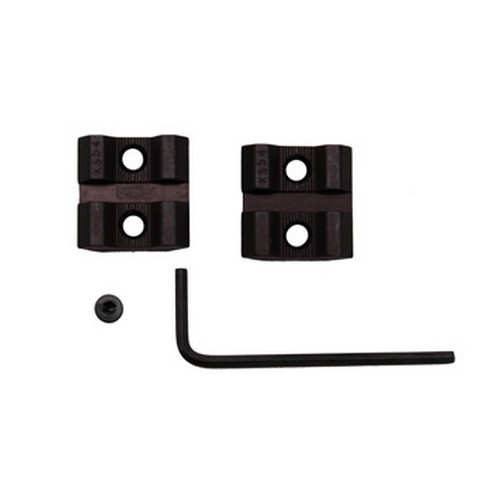 Millett Sights Millett Sights 2-Piece Browning Bases Matte, BLR BB00716