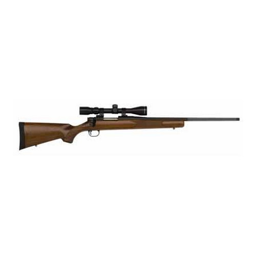 Mossberg Rifle Mossberg ATR 243 Winchester 3-9x40Scp Bl/Wal 4rd 27211