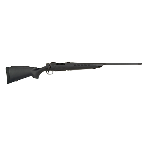 """Mossberg 4x4 300 Winchester Magnum 24"""" Barrel 4 Round Synthetic Black Blued Bolt Action Rifle 27550"""