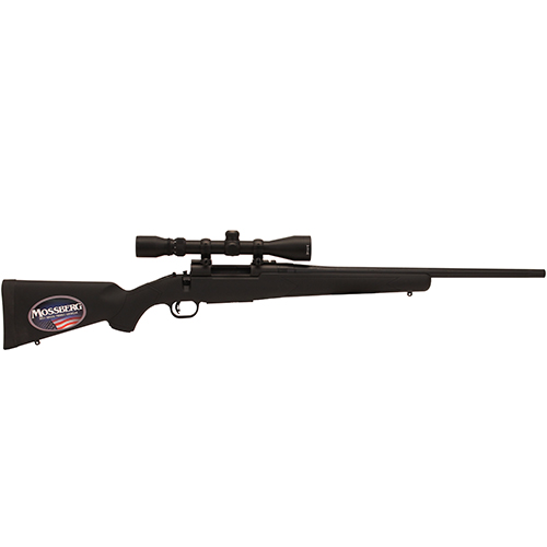 Mossberg Rifle Mossberg MOSS PATRIOT 7mm-08 Remington 20 BANTAM COMBO SYN BLUE 27853