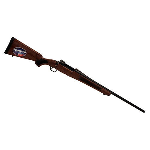 Mossberg Rifle Mossberg MOSS PATRIOT 25-06 Remington 22 WOOD BLUE 27876