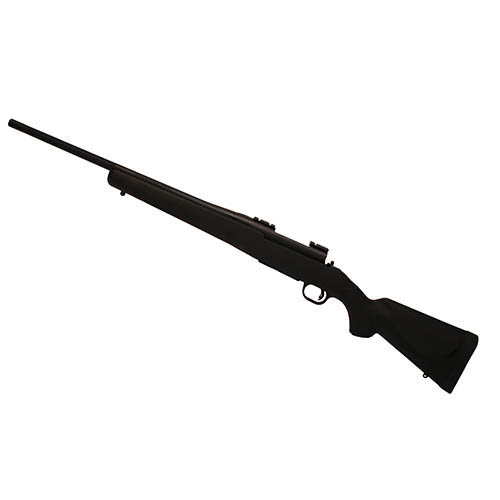 Mossberg Rifle Mossberg MOSS PATRIOT 300WIN 22 SYNTH BLUE 27902