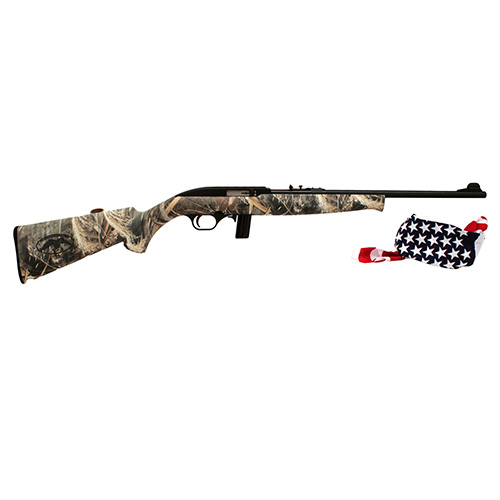 Mossberg Rifle Mossberg Duck Commander 702 22 Long Rifle 18