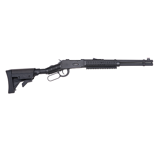 Mossberg Mossberg 464 SPX Lever Action Rifle 30-30 Winchester, Blued, Adjustable Stock, 5 Round 41022
