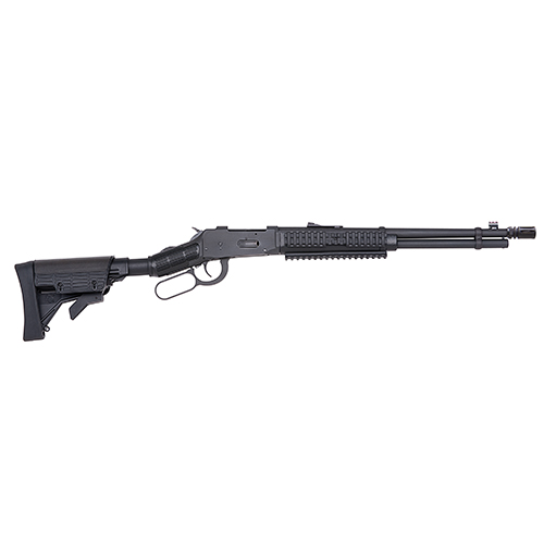Mossberg Mossberg 464 SPX Lever Action Rifle 30-30 Winchester, Blued, Adjustable Stock, Flash Suppressor, 5 Round 41026